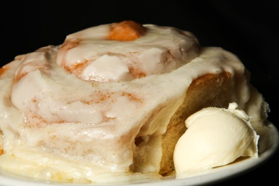 Clymer, NY: Sweetrolls baked to perfection!