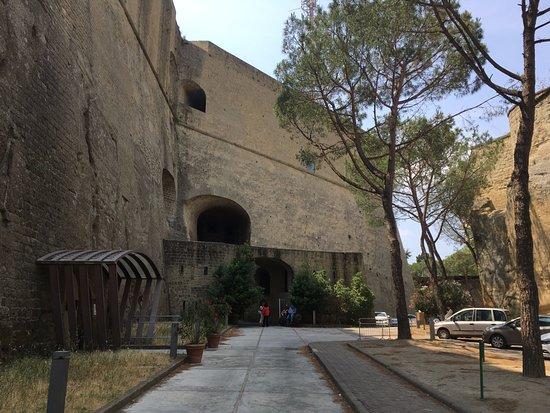 Castel Sant'Elmo: Sant'Elmo