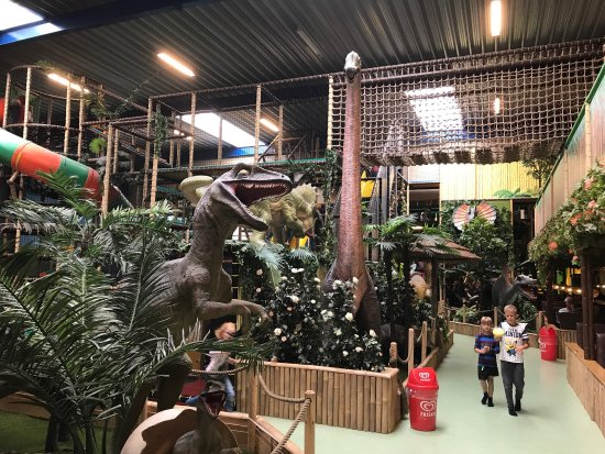 Dinos legeland