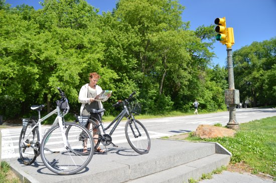 Cycle Central Park Bike Rentals & Tours NYC