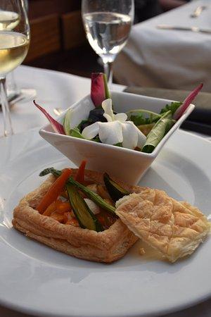 Vegetarian Option Picture Of Bateau Le Calife Paris