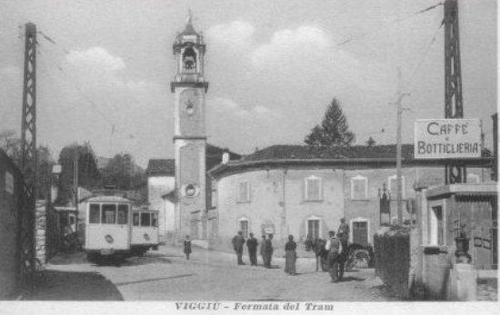 Viggiu, Ιταλία: La foto indica chiaramente dove si trova il ristorante.