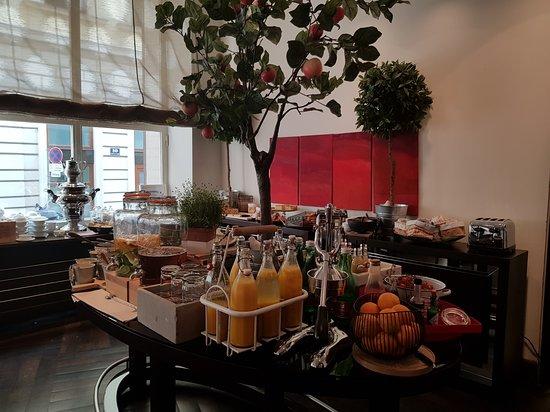 Radisson Blu Style Hotel, Vienna: 20170623_095424_large.jpg
