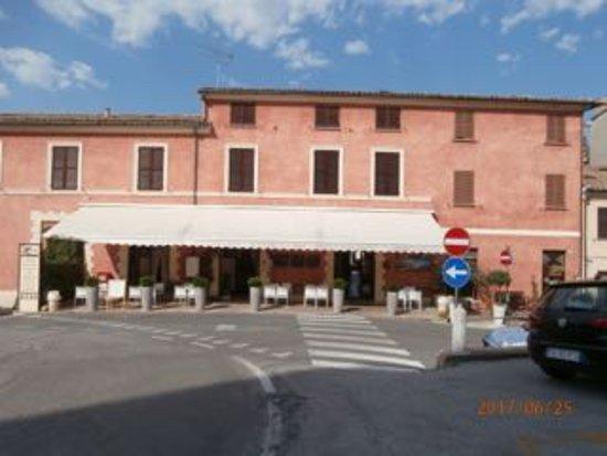 Mondavio, Italia: External of the property