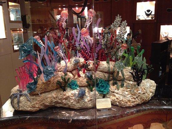 Hilton Marco Island Beach Resort : Tienda en el interior de Hotel