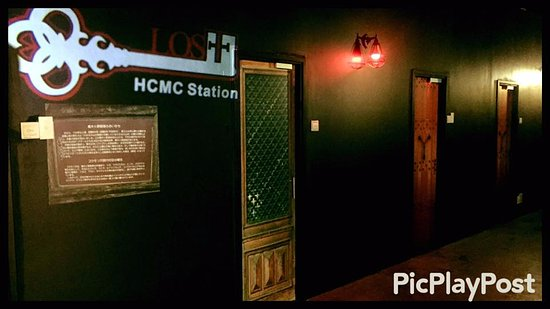 LOST HCMC Station