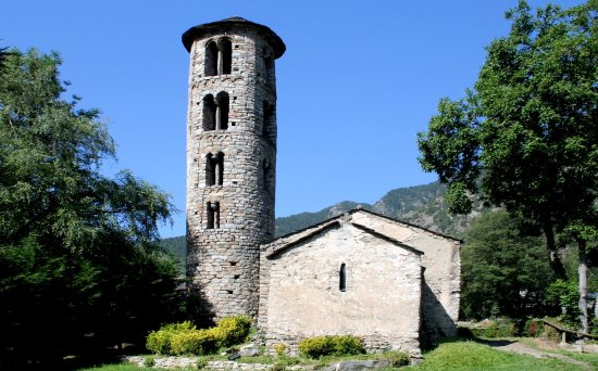 Église de Santa Coloma Photo