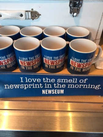 Newseum: Not many know about this beautiful 'aroma' anymore....