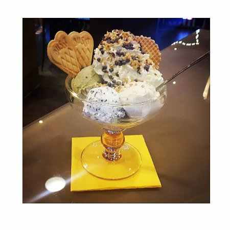 Bar sala giochi venusian Ottime coppe gelato con buoni prezzi e con tante  varietà di