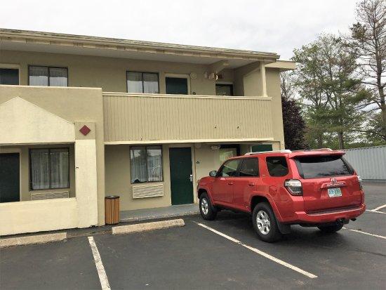 Lexington, MA: Galerij motel