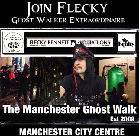 Manchester Ghost Walk