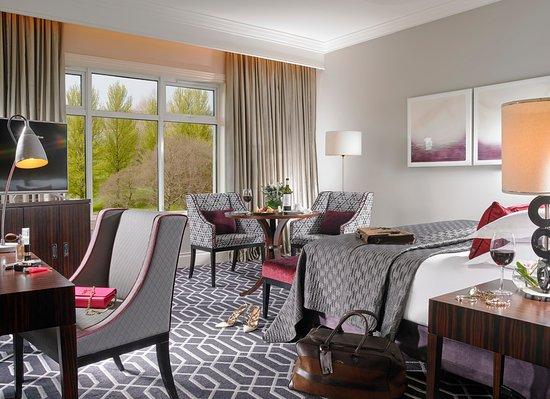Lyrath Estate Hotel & Spa: Executive Bedroom
