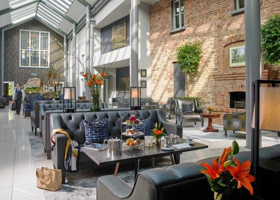 Lyrath Estate Hotel & Spa: Hotel Foyer