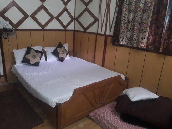 Ashok Hotel : Deluxe room