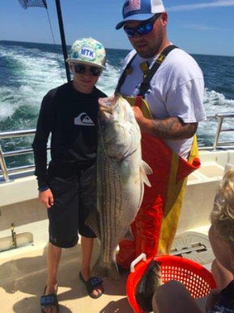 My joyce fishing charters montauk all you need to know for Fishing trips long island