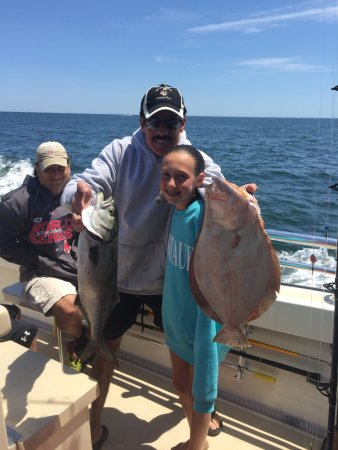 My joyce fishing charters montauk all you need to know for New york fishing trips