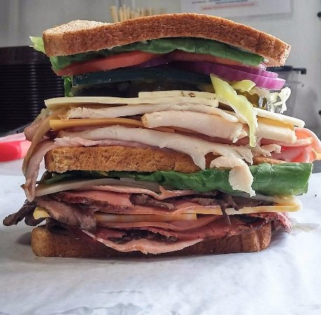 sues fresh juice bar sandwich shop try our dagwood everything but the kitchen - Everything But The Kitchen Sink