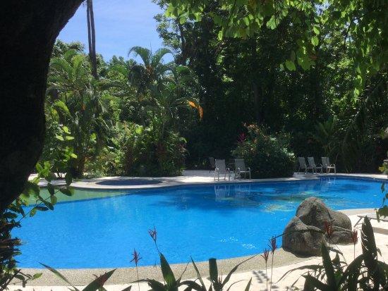 DoceLunas Hotel, Restaurant & Spa: Belle grande piscine