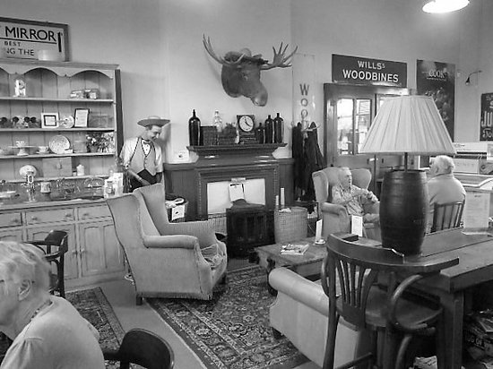 Bexhill-on-Sea, UK: Vintage Lounge