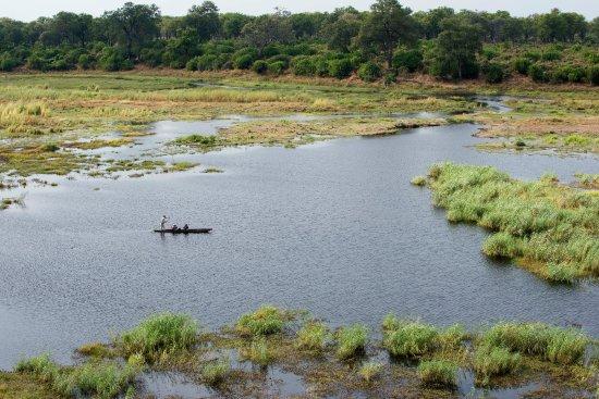 Linyanti Bush Camp: Mokoro Safaris
