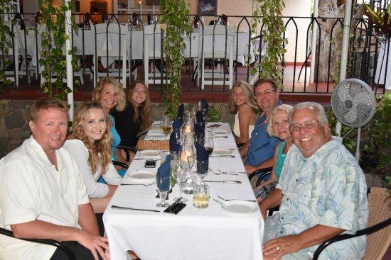 Brandywine Estate Restaurant : A Fantastic Farewell Dinner