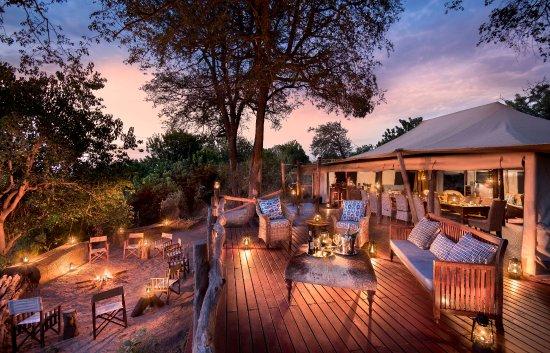 linyanti bush camp african bush camps リニャンティ保護区 2018