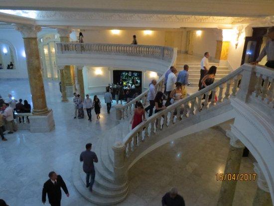 Gran Teatro de La Habana: Foyer bar
