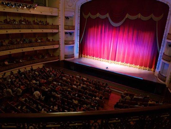 Gran Teatro de La Habana: Teatro