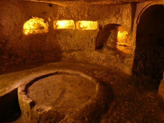 St. Cataldus Catacombs - Rabat - Malta