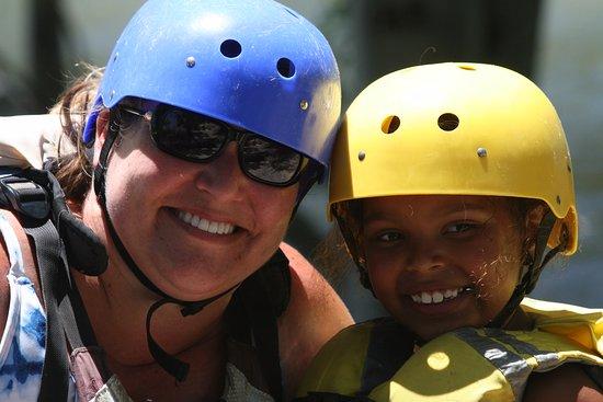 Kernville, Kaliforniya: rafting fun!