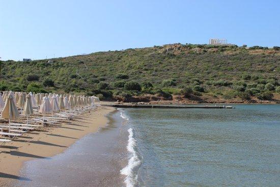 Sounio Beach