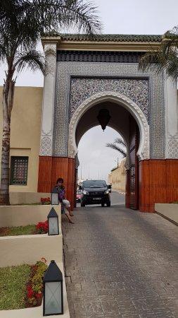 Palais Faraj Suites & Spa: Entrada al HOTEL