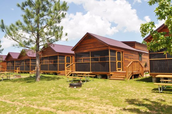 Charmant North Texas Jellystone Park: Ulrich H2O Cabins Right Next To Pirates Cove  Water Park