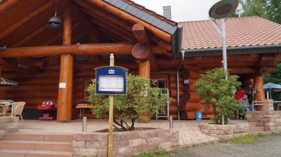 Das Blockhaus ostansicht picture of das blockhaus homburg tripadvisor