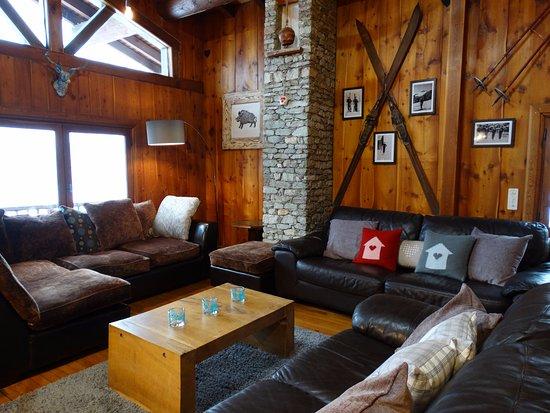 Seez, France: Lounge