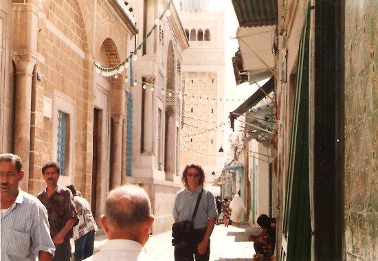 Mosque Kasbah Tunis - Tunisia