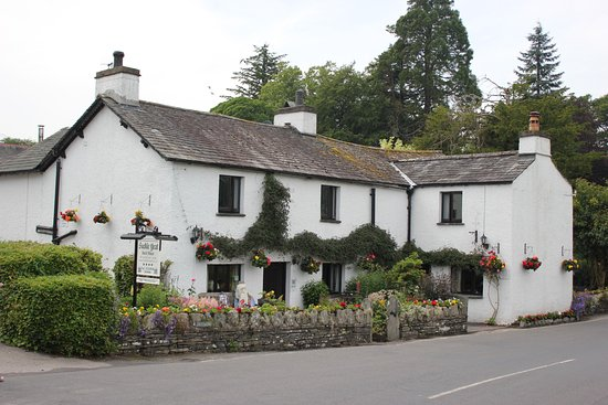 Near Sawrey, UK: Buckle Yeat