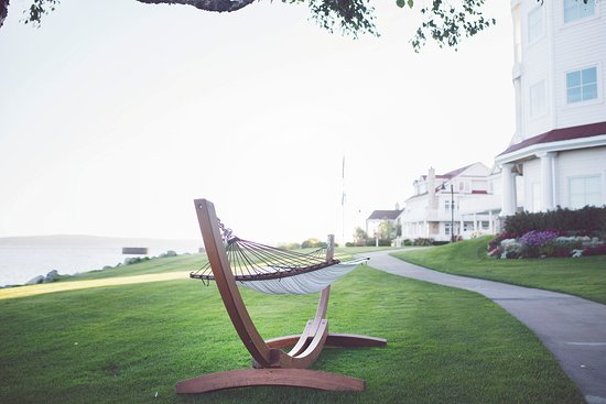 Enjoy all the amenities of the Inn at Bay Harbor