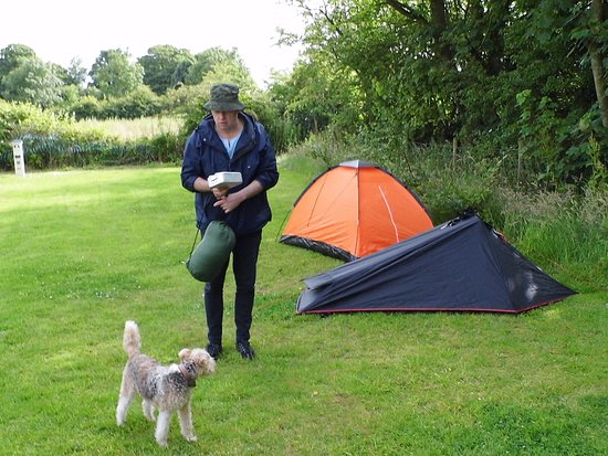 Wallsend Guest House Wigwams Tea Room And Campsite