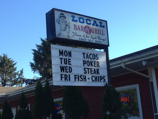 Grayland, WA: Local