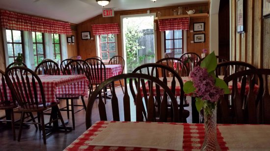 Harrison Mills, Canada: Located at the Kilby Historic Site featuring a lovely soup & sandwich menu.