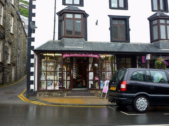 The Owl & The Pussycat, Barmouth