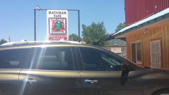 Mora, NM: Hatcha's Cafe
