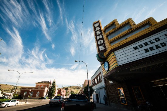Historical Washoe Theatre, Anaconda, Montana