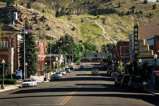 Welcome to Anaconda, Montana!