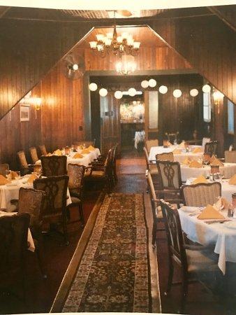 Aiken, Güney Carolina: Stables Dining Room