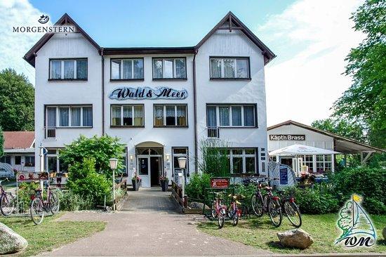 Hotel & Restaurant 'Wald und Meer': Haupthaus