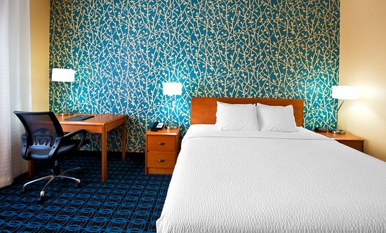 Fairfield Inn Duluth: king rooms