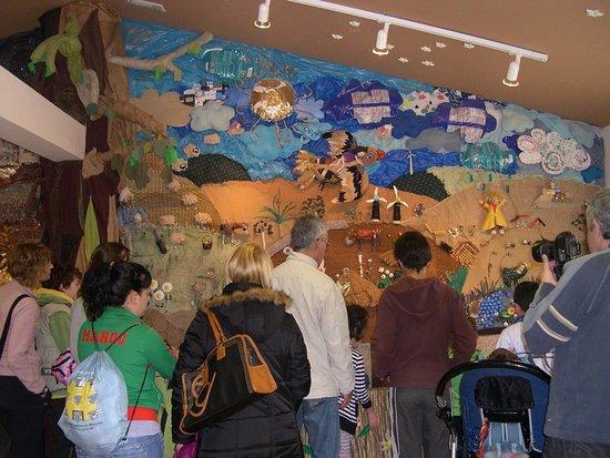 Fuendetodos, Espanha: Fuendeverde para todos si te gusta la naturaleza