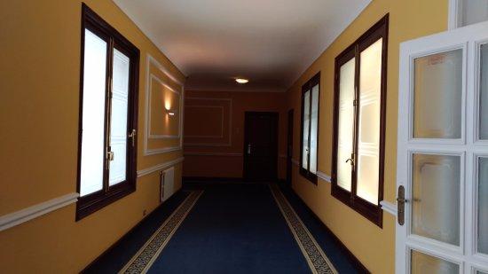 Eurostars Gran Hotel La Toja: Pasillos